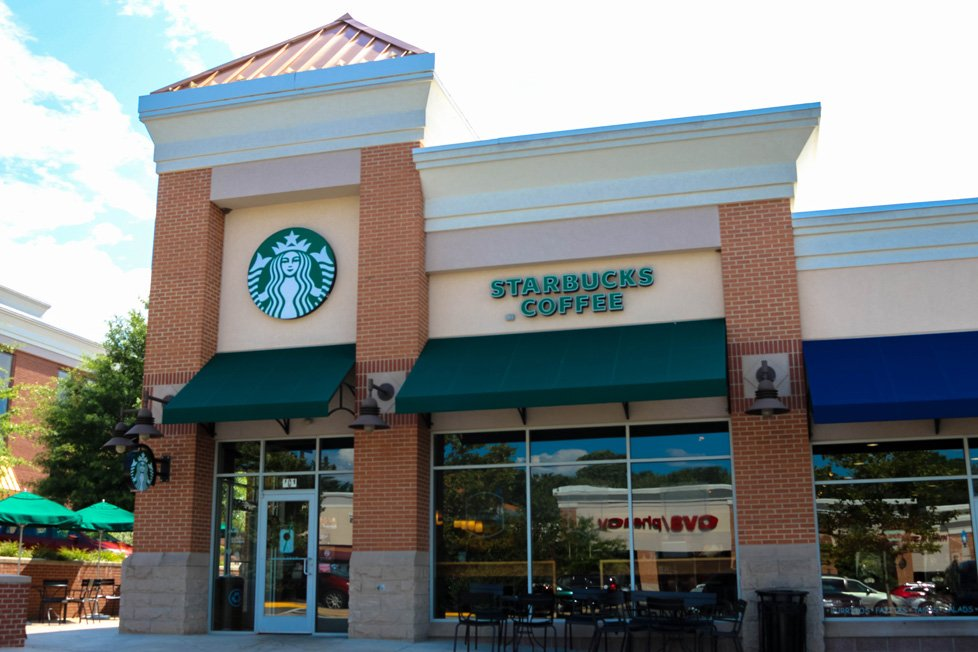 Starbucks in oakton va